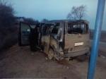 Угорода Артем перевернулся микроавтобус Mazda Bongo, семеро пострадавших— Дальний Восток