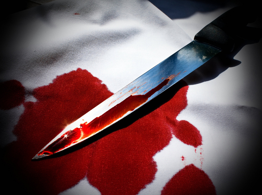 ВМоскве пешеход ранил водителя Range Rover ножом— Дорожные войны