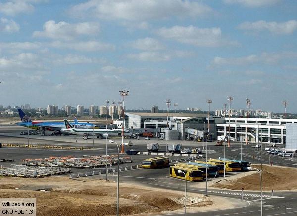 В Тель-Авиве загорелся самолет, направлявшийся в Россию за пациентом