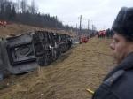 Поезд столкнулся с локомотивом под Липецком, пострадали 15 человек