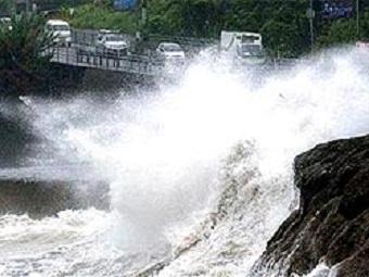 В Японии прошел разрушительный тайфун