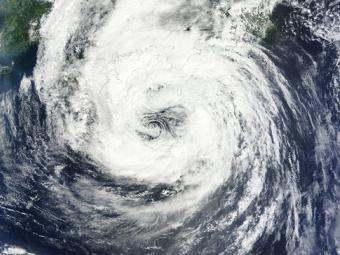 В Примоьре объявлено штормовое предупреждение