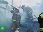 ВХакасии горят десятки жилых домов