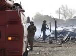 ВЗабайкалье из-за лесных пожаров загорелся склад Минобороны свооружением