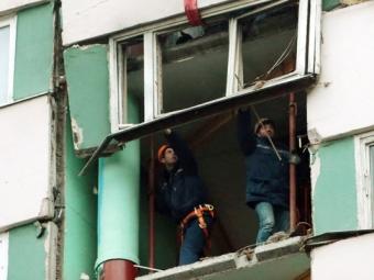 Сдома наЛиговском проспекте обрушились два балкона