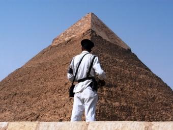 ВЕгипте упирамид убили двух сотрудников туристической полиции