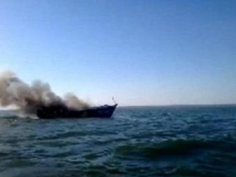 Пропал без вести. ВМариуполе водолазы разыскивают командира взорвавшегося катера