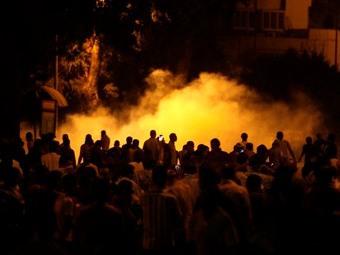 В Египте устроен погром в посольстве Израиля