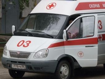 Пациент вонзил нож вживот медику московской «Скорой помощи»