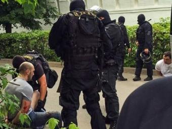 Перестрелка наплощади Павелецкого вокзала столицы: при задержании преступной группировки полицейские применили оружие