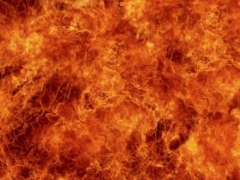 Пожар всауне вмаленькой гостинице вцентре Москвы потушен
