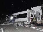 ВДоминикане автобус столкнулся сгрузовиком: погибли неменее 13 человек