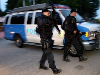 При взрыве авто в Швеции погибли четыре человека