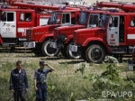 ГСЧС: В результате возгорания на нефтебазе под Киевом никто не пострадал