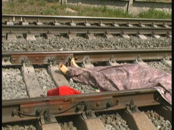 ВРостовской области поезд насмерть сбил женщину