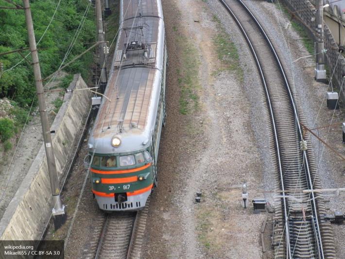Электричка «Белгород-Курск» столкнулась сгрузовиком— три пассажира пострадали