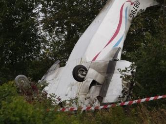 Наюго-западе Франции разбился легкомоторный самолет: 2 погибли