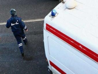 ВБашкирии перевернулась машина счетырьмя детьми