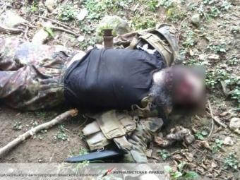 ВДагестане силовики ищут террористов