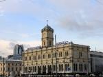 450 человек эвакуировали сЛенинградского вокзала встолице