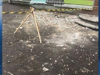 ВНижнем Новгороде отвалившийся отдома кусок штукатурки убил женщину