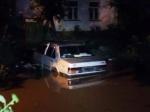ВВоронеже вовремя наводнения из-за ливня погибла парализованная пенсионерка