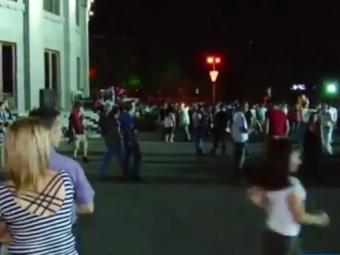 ВЕреване запризыв квооруженной борьбе задержан участник акции протеста