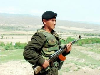 Перестрелка меж пограничникамиКР иРУз произошла вБаткене— ГПС