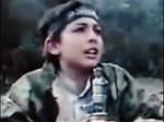 Сын убитого террориста номер один.