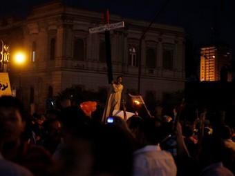 В столкновениях коптов с военными в Каире погибли шесть человек