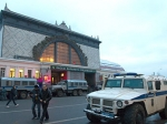 На полицейских с Киевского вокзала завели дело за избиение иностранца