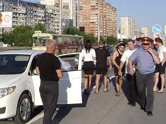 Семерых пешеходов сбили на переходе в Пензенской области