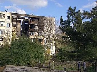 На месте взрыва в Бронницах нашли тело третьего погибшего