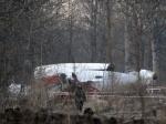 Поляки затянули дело мародеров с места крушения Ту-154