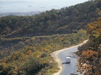 В Приморье нашли машину с четырьмя погибшими