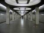 """В Москве на станции метро """"Орехово"""" произошел пожар"""