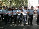 Смертница подорвала себя на юго-востоке Турции