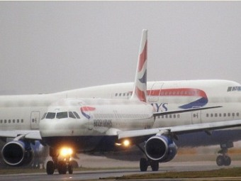 Туман нарушил работу лондонских аэропортов