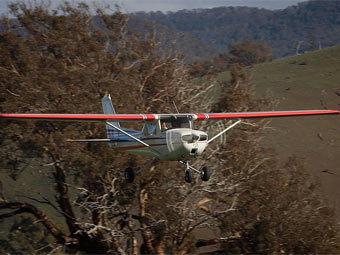 В Аргентине столкнулись два самолета