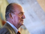 Король Испании появился на официальной встрече с синяком под глазом