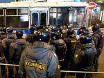 Задержанных на Триумфальной оппозиционеров отпустили