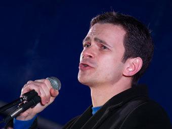 Яшина и Навального доставили в Тверской суд