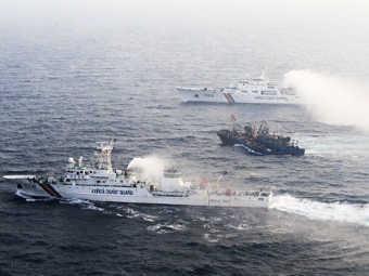 Китайский браконьер зарезал сотрудника корейской береговой охраны