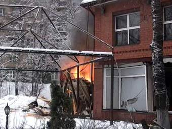 Опознана жертва взрыва в московском ресторане