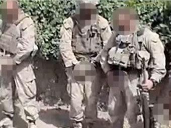 Морская пехота США начала проверку надругательств солдат над трупами