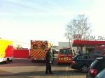 На немецком заводе из-за химической аварии пострадали 33 человека