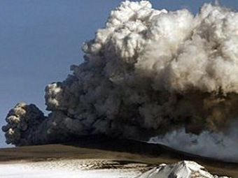 Вулканы разбушевались