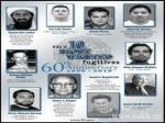 Представлен список самых опасных преступников мира