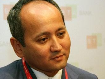 Лондонский суд арестовал казахстанского банкира