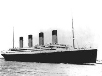 """Охотники за сокровищами растащили обломки """"Титаника"""" на сувениры"""